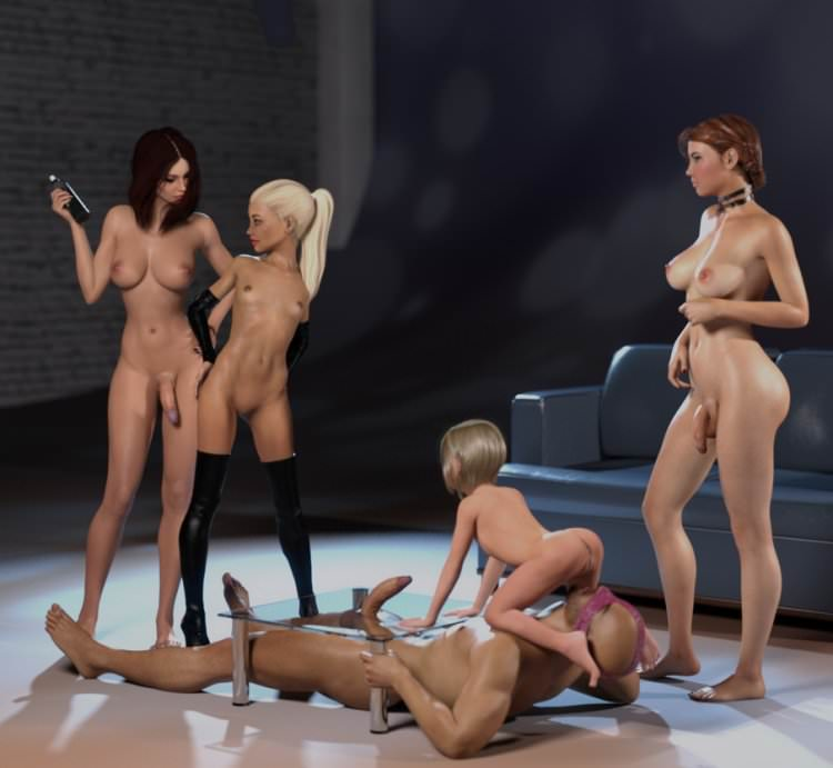 3D Art by Starkers photo lolicon shemale [Premium Hentai]