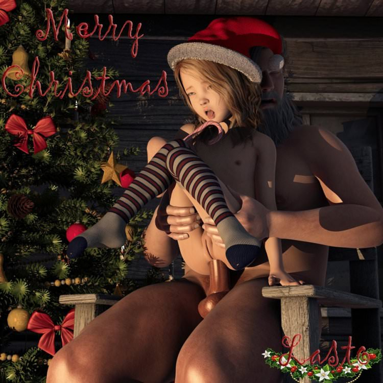 VCP Holidays Hentai 3D shota-loli pictures vol.1 [PureLoli Archive]