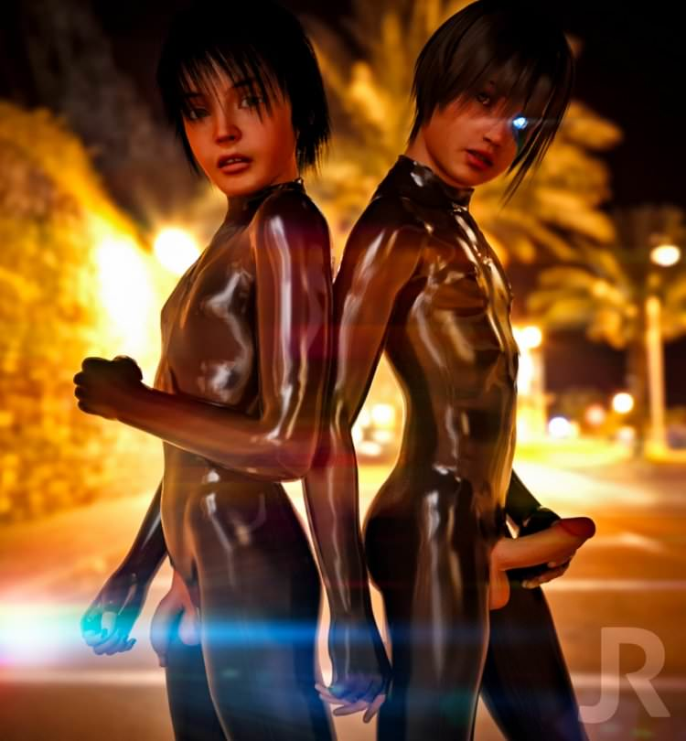 Just Radiation 3D yaoi shotacon pack vol.3 [Hentai Archive]