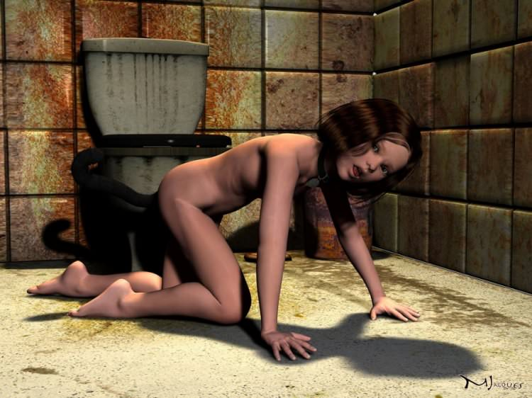 Mjacques Forced and Torture 3Dcon Collection Vol. 2 [Hentai Archive]