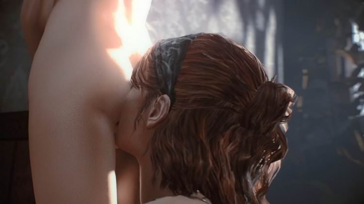 Rimming Experience (Ellie from The Last of Us) 3D Video (1080p HD) [Hentai Archive]